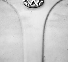 VW Badge by Adrian Young