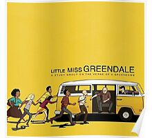 Little Miss Greendale  Poster