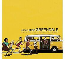 Little Miss Greendale  Photographic Print
