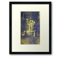 Dance Yourself Silly Framed Print