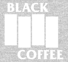 Black Flag Coffee  One Piece - Short Sleeve