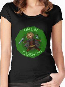 Boromir is dead Women's Fitted Scoop T-Shirt