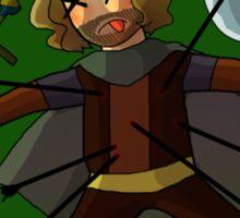 Boromir is dead Sticker