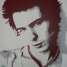 Sid Vicious by rottenpunk