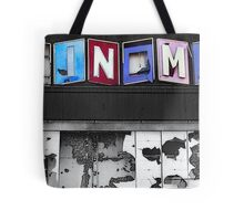 The Lost Picture Show Tote Bag