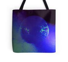 BLUE BUBBLE Tote Bag