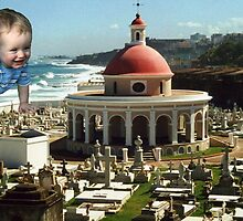 Toddler Invades Puerto Rico by John Carpenter