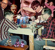 Chess Game of Life by John Carpenter