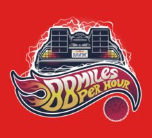 Hot Wheels to the Future One Piece - Short Sleeve