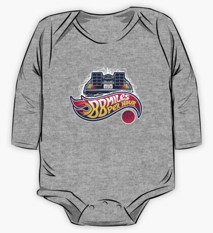 Hot Wheels to the Future One Piece - Long Sleeve