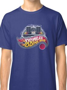 Hot Wheels to the Future Classic T-Shirt