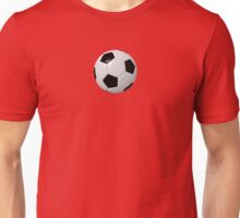 Soccer Kid- Football Team T-Shirt Sticker Duvet Unisex T-Shirt