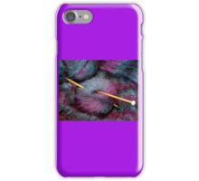 Knitting ^ iPhone Case/Skin