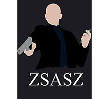 Victor Zsasz Photographic Print