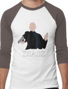 Victor Zsasz Men's Baseball ¾ T-Shirt