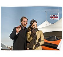 Prince William and Catherine No. 2. Poster