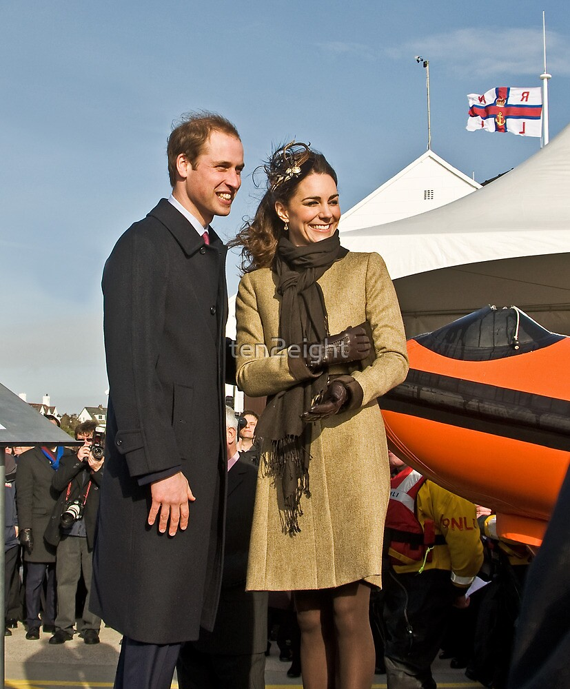 Prince William and Catherine No. 3. by ten2eight
