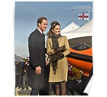 Prince William and Catherine No. 3. Poster
