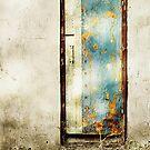 heaven's door by Nikolay Semyonov