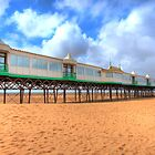 LYTHAM PIER  by Phil  WEBB