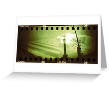 Bastille - Double Exposure Greeting Card