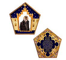 Chocolate Frog Cards ~ ronald weasley Photographic Print