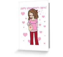 Happy Valentine's Day 2011 Greeting Card