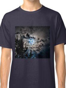 Moonlit Trees Classic T-Shirt