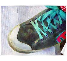 Showoff Shoe Poster