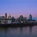 Cincinnati SkyLine 5 by Phil Campus
