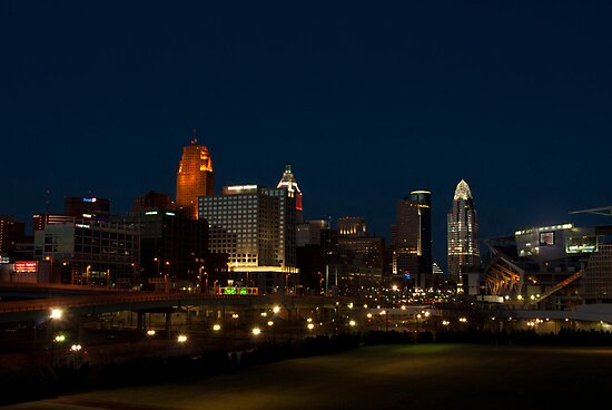 Cincinnati SkyLine 6 by Phil Campus