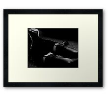 The Marihuana Menace Framed Print