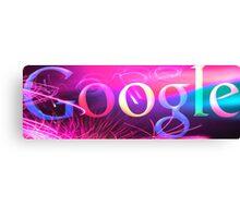 Google  Canvas Print