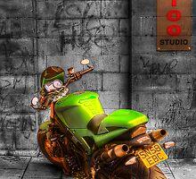 Triumph by Don Alexander Lumsden (Echo7)