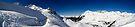 Alpine Reservoir by Walter Quirtmair