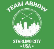Team Arrow Baby Tee