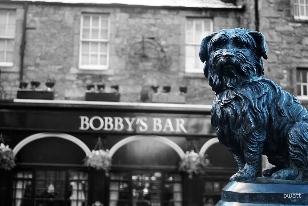 Greyfriar's Bobby - Edinburgh, Scotland, UK by bwatt