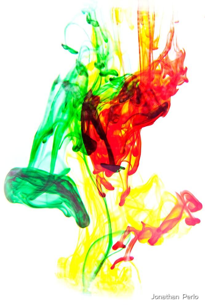 Ink 2 by Jonathan  Perlo