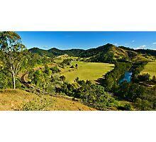 Gloucester River Photographic Print