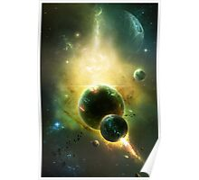 White Dwarf Explosion Poster