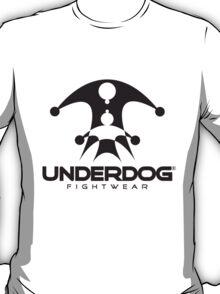 UNDERDOG logo tee, light T-Shirt
