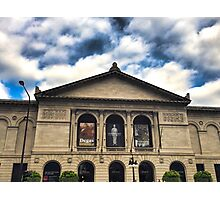 Chicago Art Institute Majesty  Photographic Print