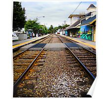 Concord Station Poster