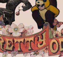 Emo Trinity - (MCR,FOB & PATD) Sticker