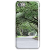 Georgetown Street iPhone Case/Skin