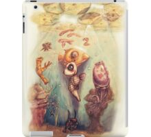 BELOW THE SURFACE iPad Case/Skin