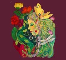 Flower Goddess Unisex T-Shirt