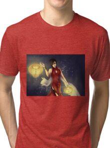 Ada Wong Tri-blend T-Shirt