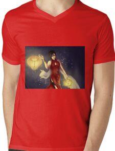 Ada Wong Mens V-Neck T-Shirt