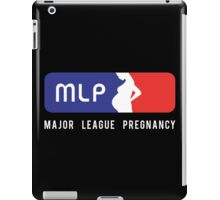 Major League Pregnancy iPad Case/Skin